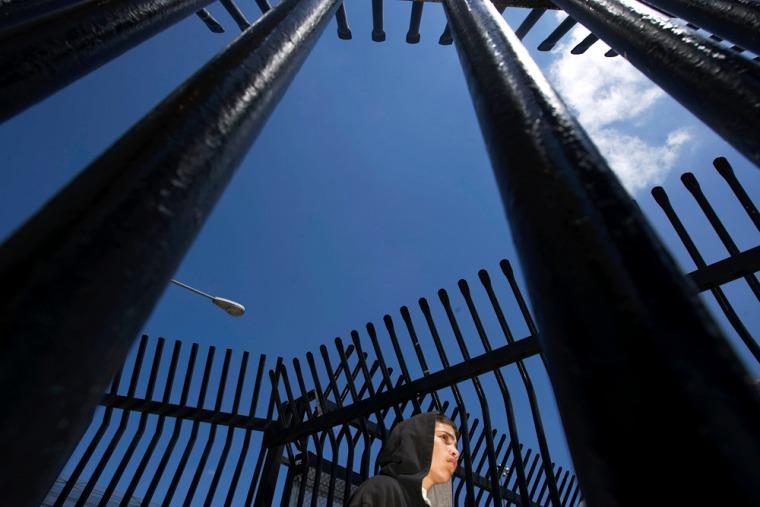Image: US-Mexico border
