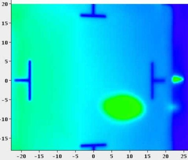 Image: Beam test