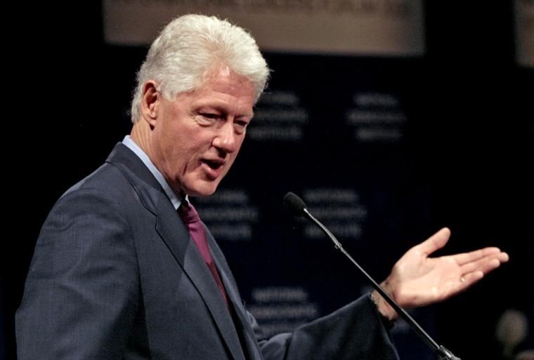 Image: Bill Clinton