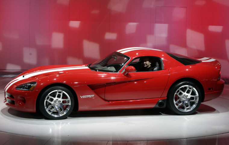 Image:  Dodge Viper