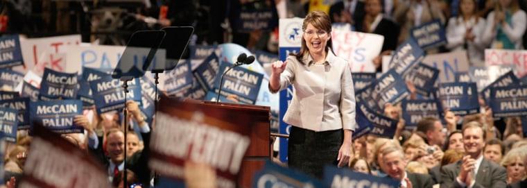 Image: Sarah Palin