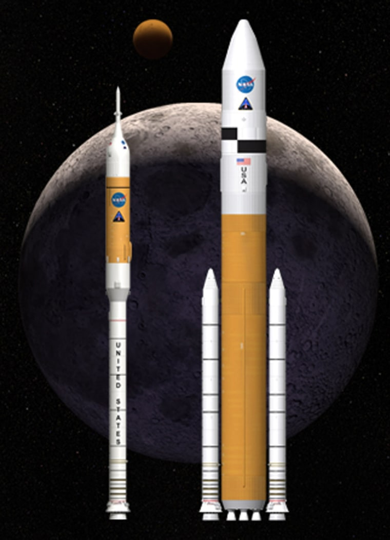 Ares rockets