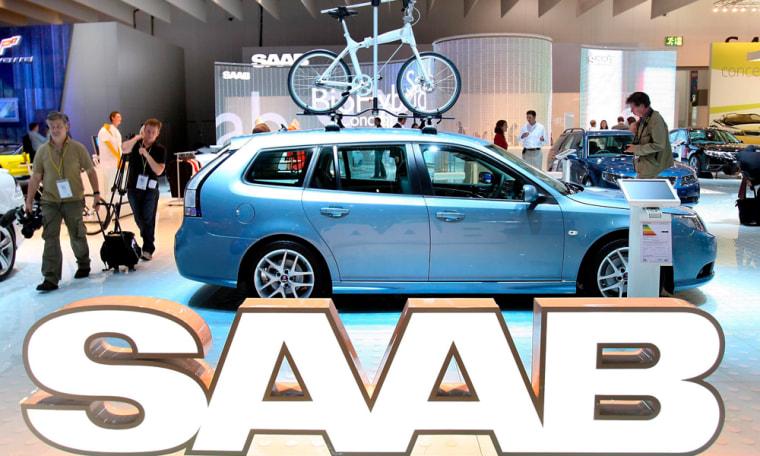 Image: Saab 9-3