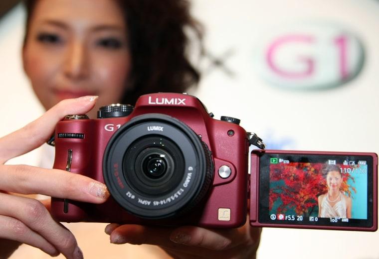 Image: Matsushitas New SLR Camera