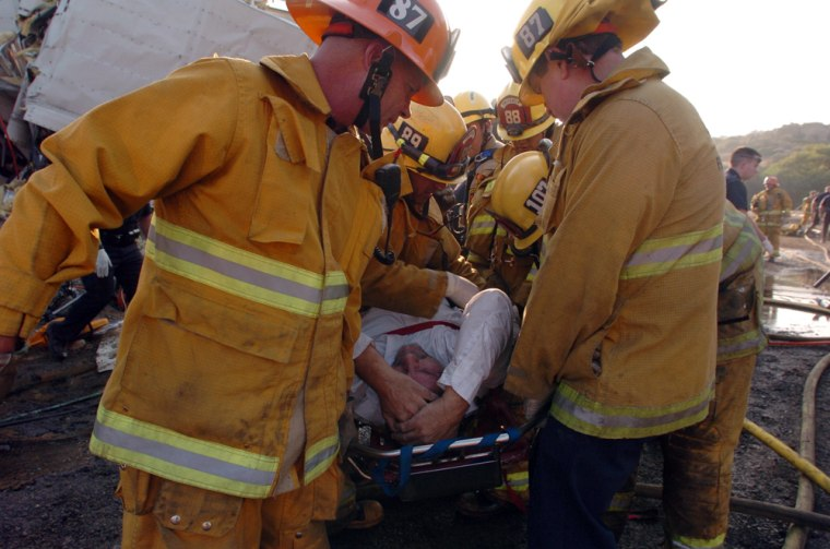 24 Dead Over 135 Injured in California Train Crash