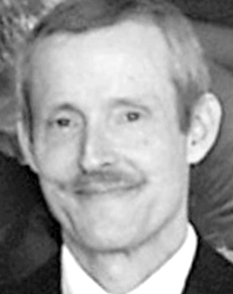 Image: Bruce Ivins during an award ceremony at Pentagon