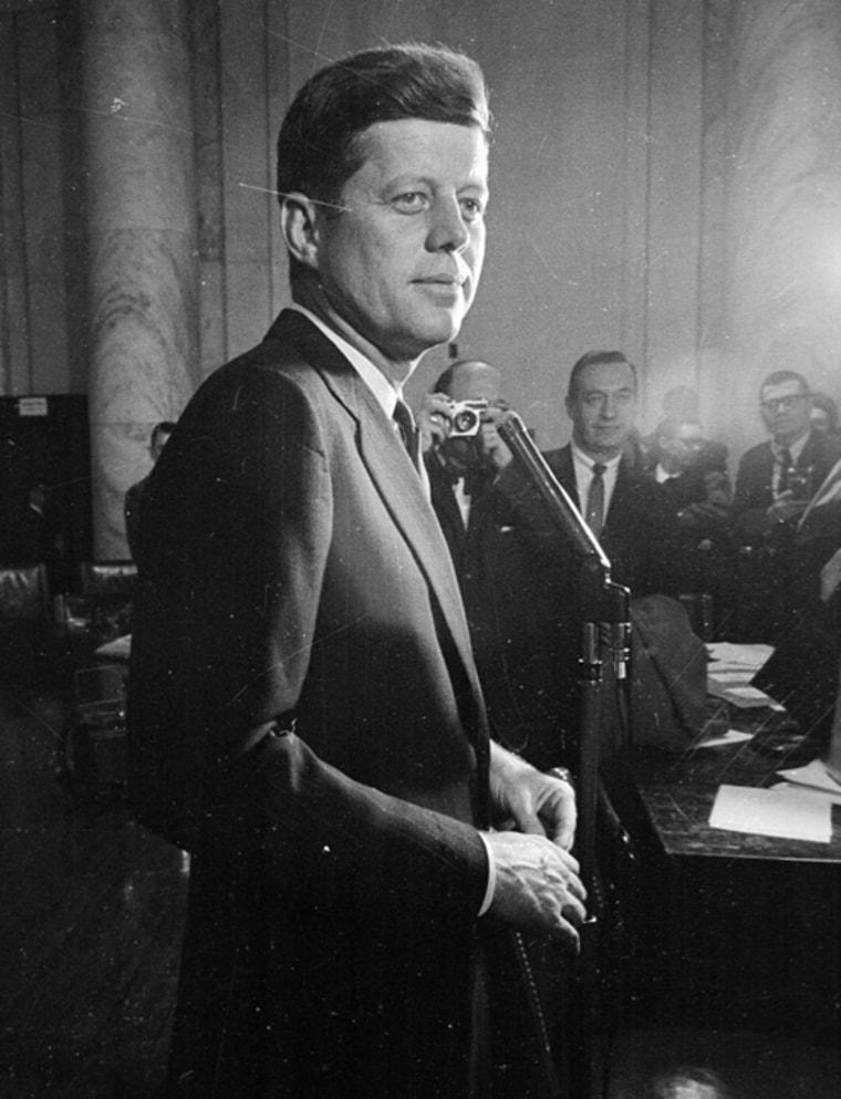 Image: John F. Kennedy