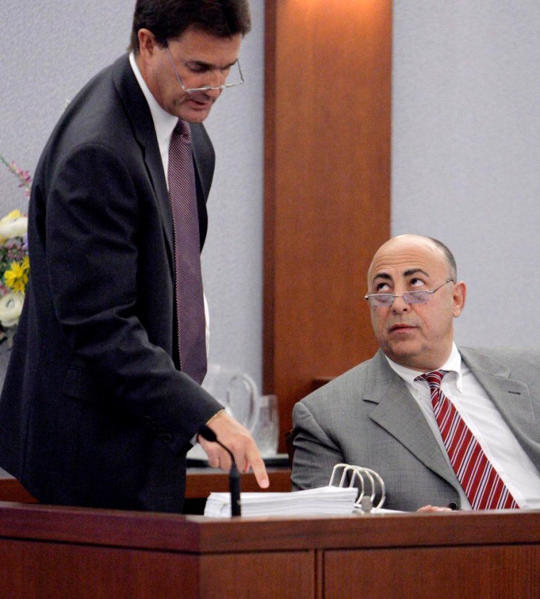 Image: O.J. Simpson trial in Las Vegas
