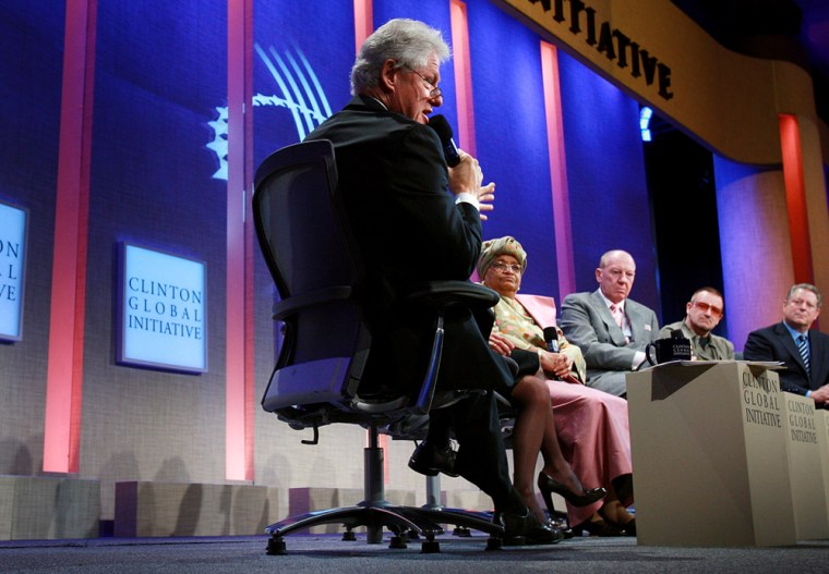 Image: Clinton Global Initiative