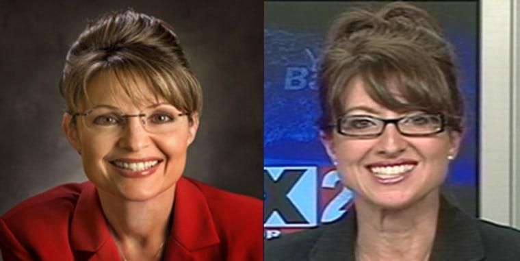 Image: Sarah Palin, Cindy Michaels