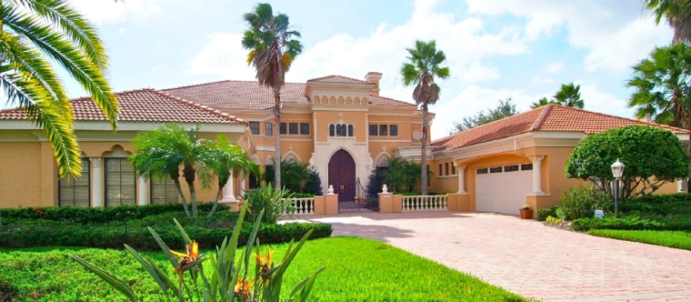 This 5,7000-square-foot home in Bradenton, Fla., was put on the market in 2006 for $3.78 million. Buyers are now in talks to purchase it for $1.4 million or less.