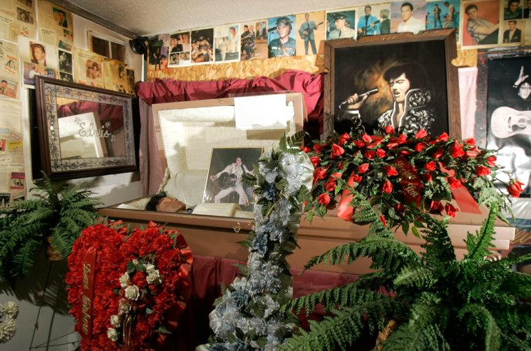 Image: Elvis Is Alive Museum
