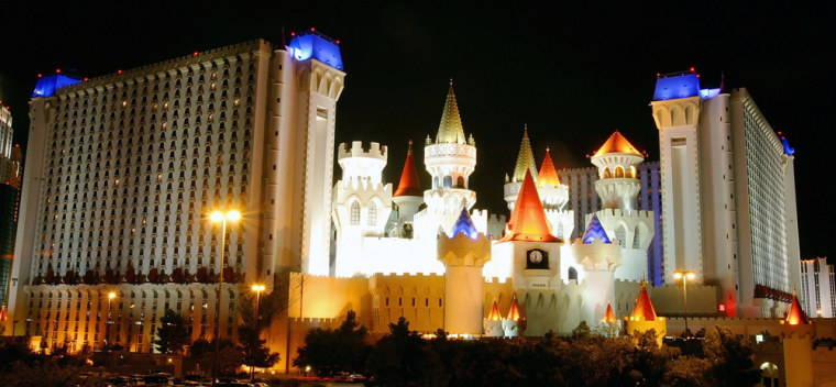 Image: Excalibur Hotel-Casino