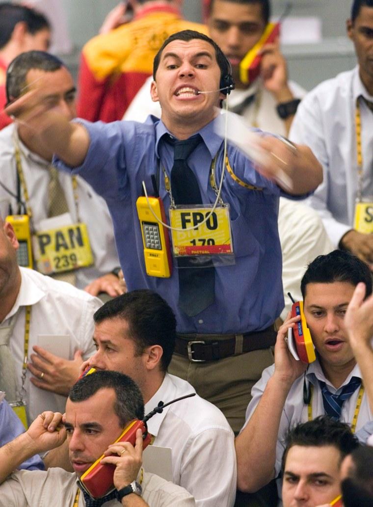Image: Brazilian markets