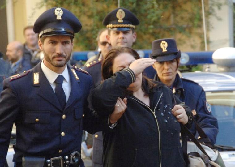 "Image:Giuseppina Nappa wife of Francesco \"" Sandokan\"" Schiavone"