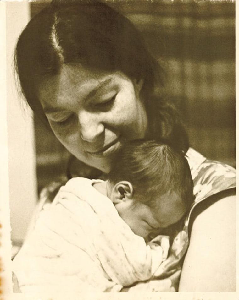 Image: Sonja Pacho and her daughter, Sara