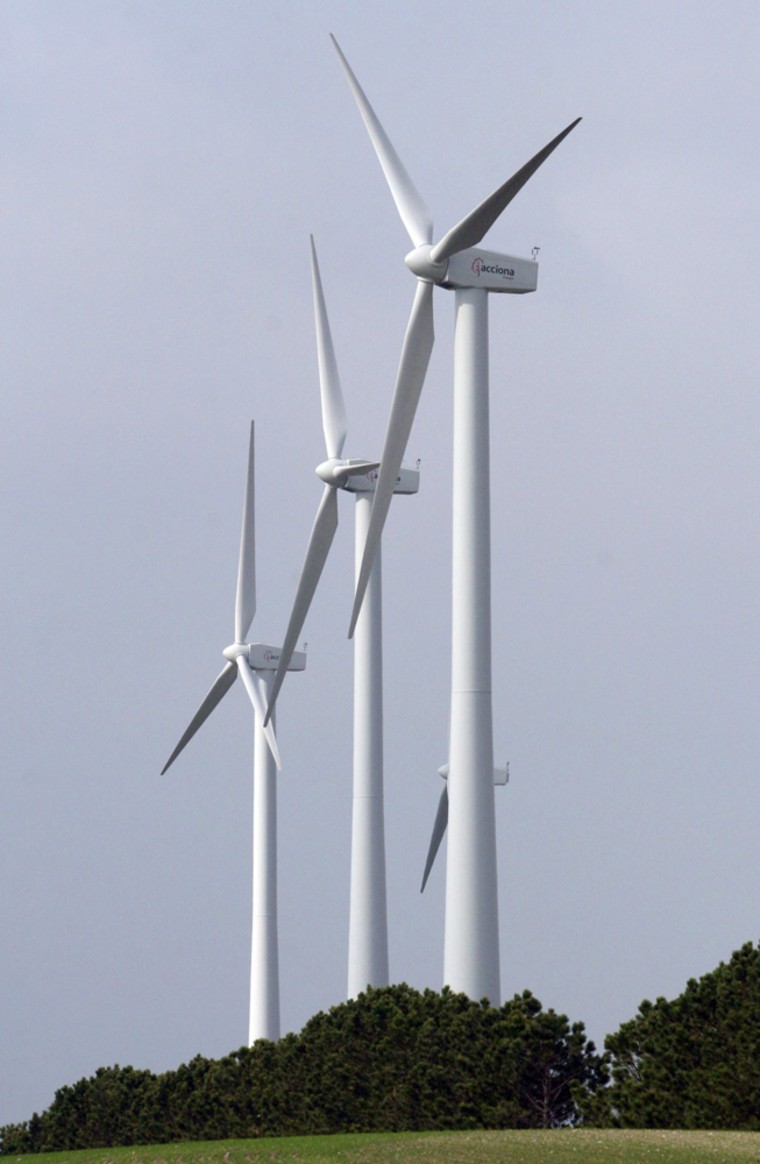 Image: wind power