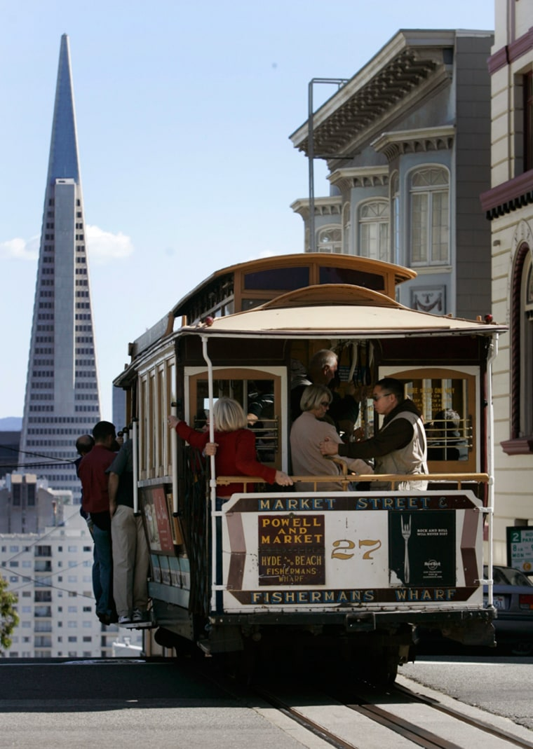 Image: Cable car