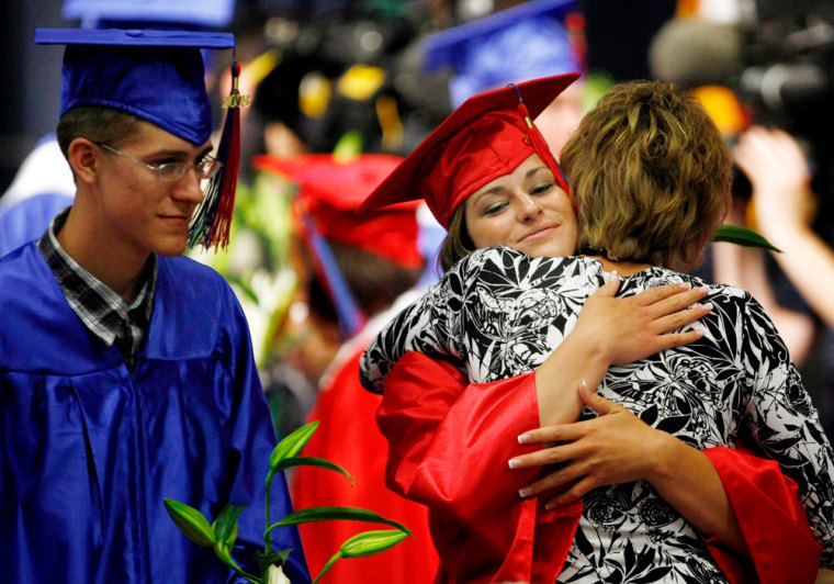 Image: High School Graduation