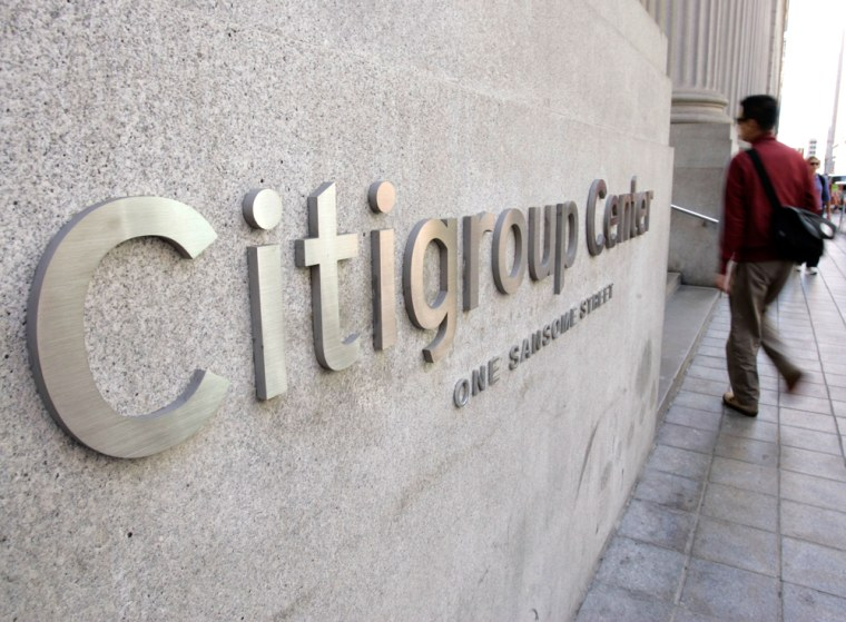 Image: Citigroup building