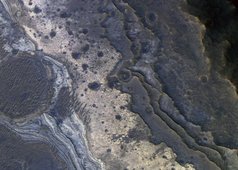 Image: Opal rocks