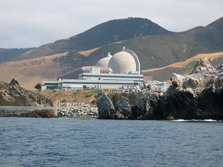 The Diablo Canyon nuclear power plant in Southern California instigated a lawsuit by a group called San Luis Obispo Mothers for Peace.