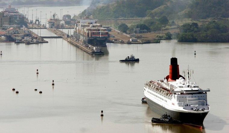 Image: Panama Canal