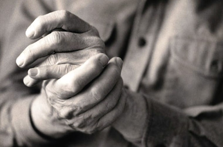 Image: Arthritis pain
