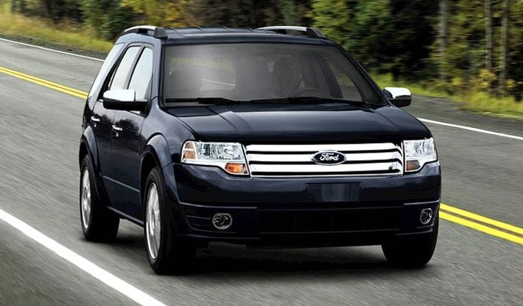 Image: Ford TaurusX