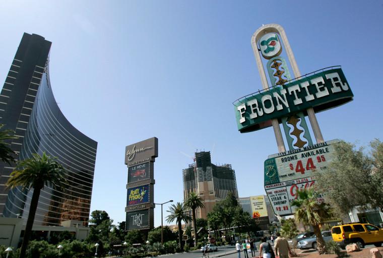 Image: New Frontier in Las Vegas