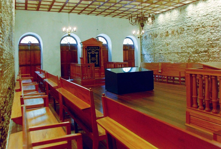 To match feature BRAZIL-SYNAGOGUE