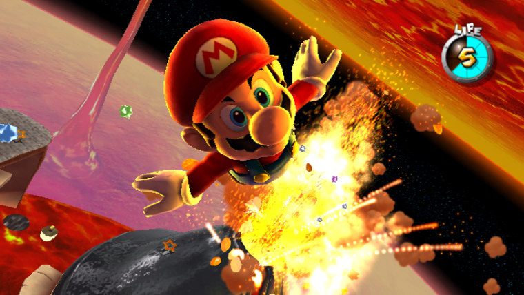 Image: Super Mario Galaxy