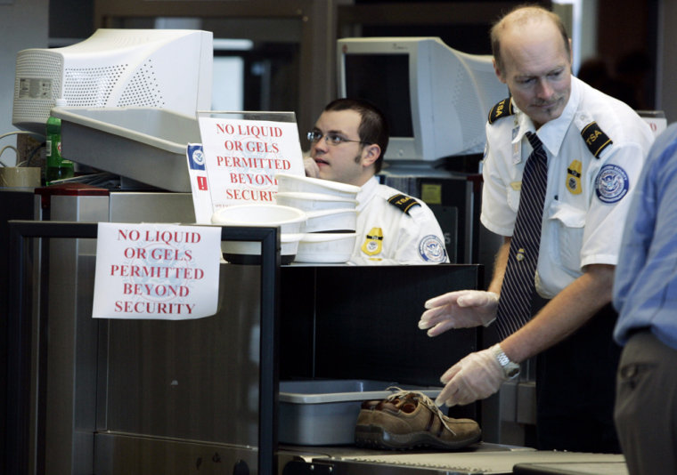 Government investigators smuggled liquid explosives and detonators past airport security, exposing a dangerous hole in the nation's ability to keep these forbidden items off of airplanes, according to a report made public Wednesday.
