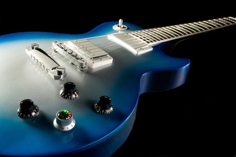 Image: Gibson Robot Guitar