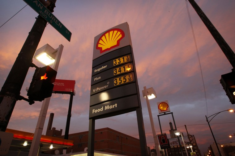 U.S. Gas Prices Close In On Record High
