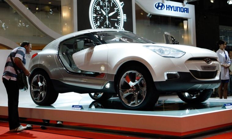 Image: Hyundai QarmaQ