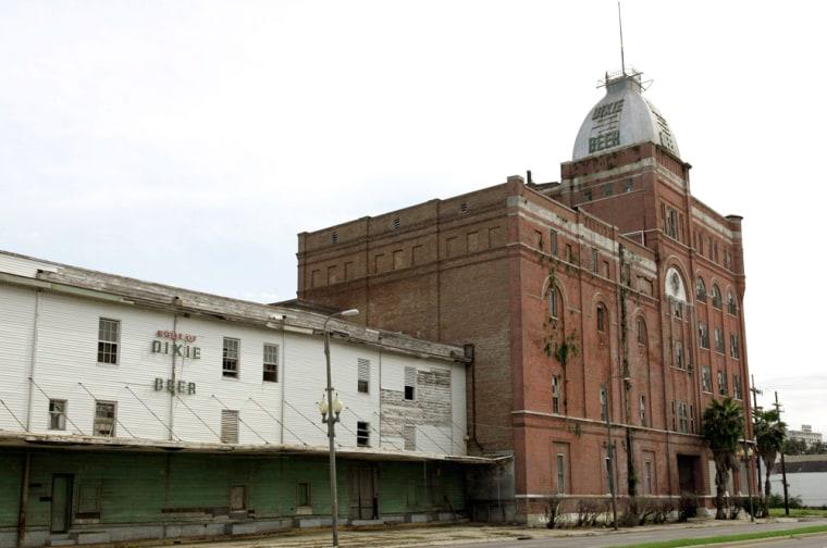 Image:  Dixie Beer brewery