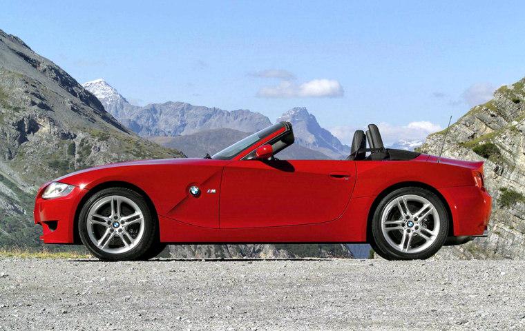 Image: BMW Z4 roadster