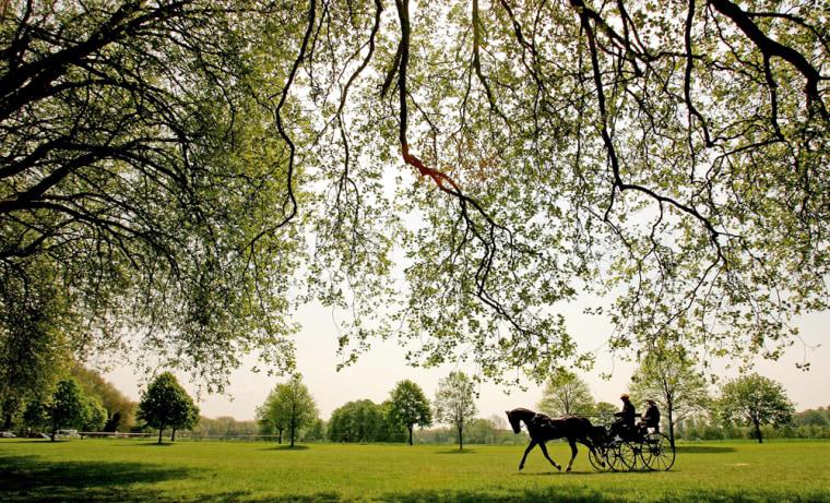 Royal Windsor Horse Show - Day 2