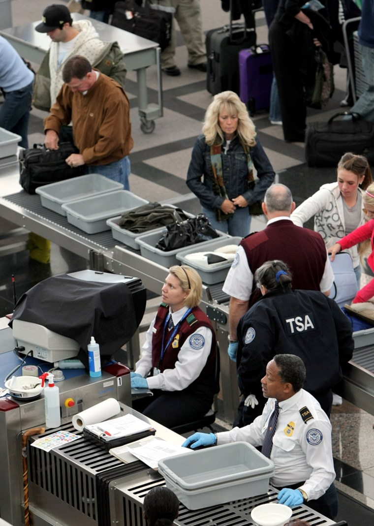 Image: Dressing for travel, secrets for hurrying through security