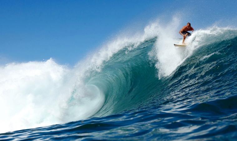 Image: Maui, Hawaii Surf