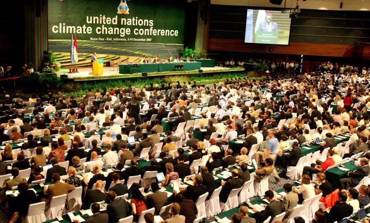 Image:  UN Climate Change Conference