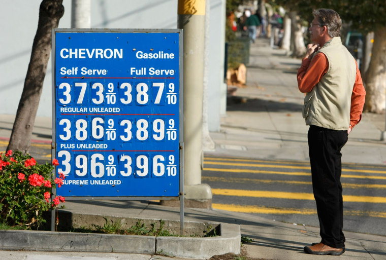 Image: San Francisco gas station