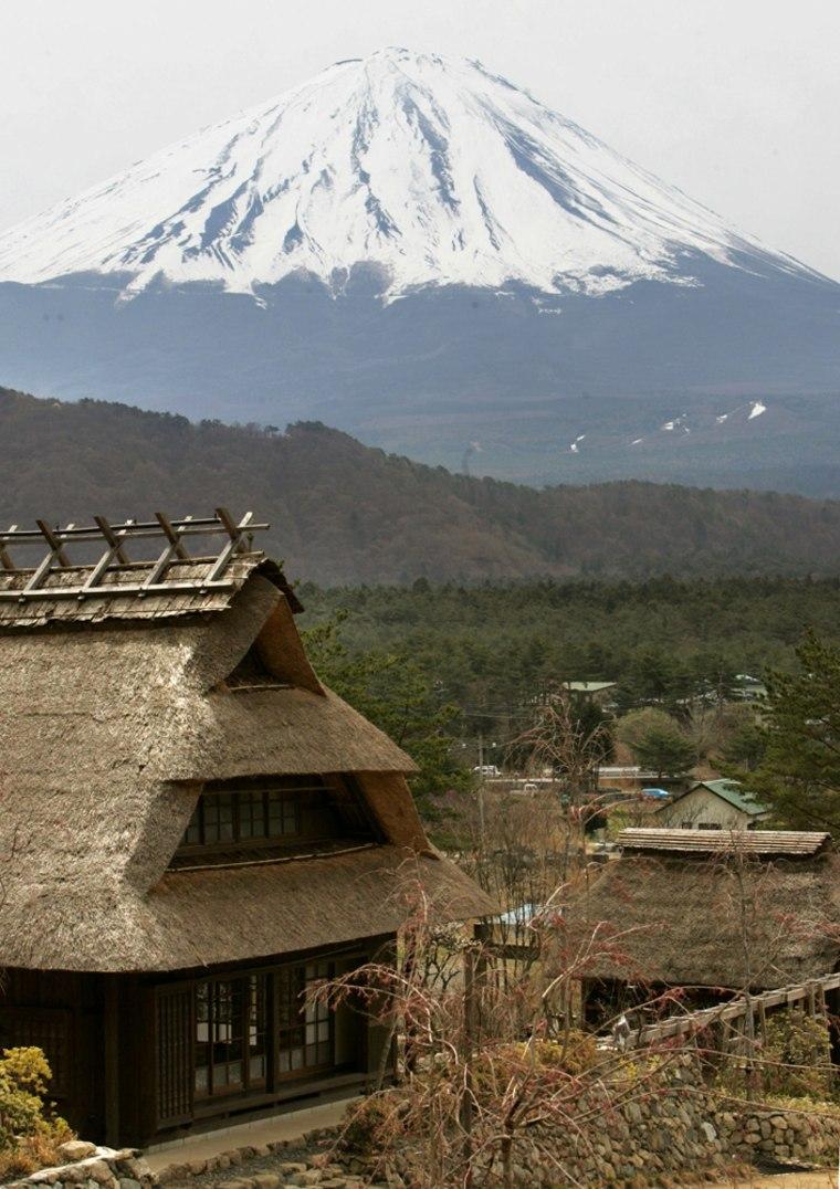Image: Mount Fuji