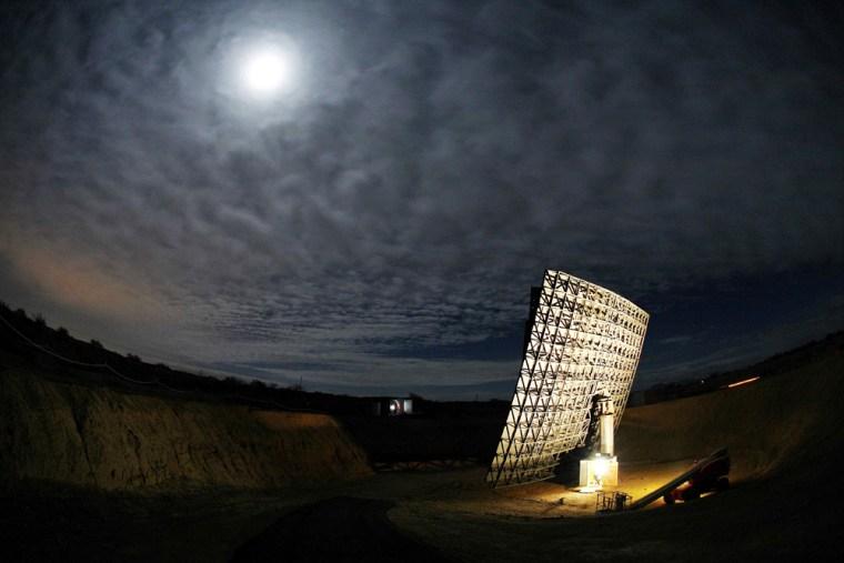 Image: Moonbeam collector in Arizona