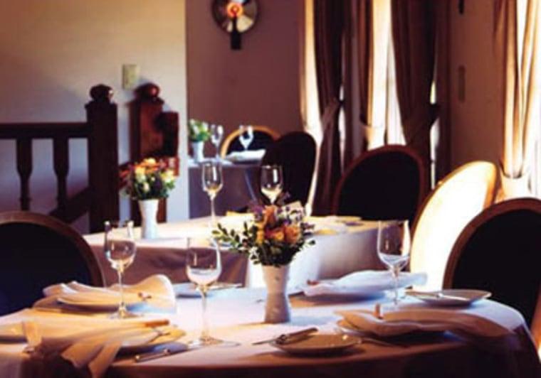 Image: restaurant
