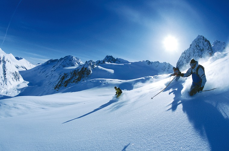 Image: Ski Whistler