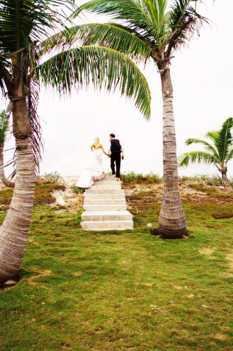 Image: Destination wedding