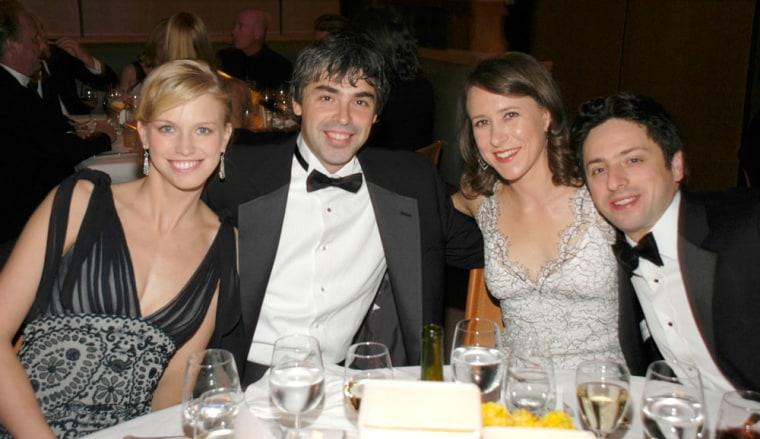 Image: Oscar party