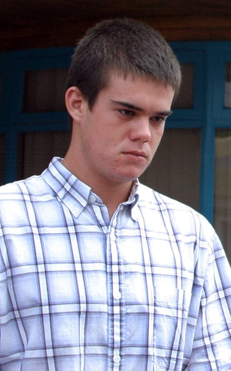 Joran van der Sloot is a prime suspect in the disappearance of Natalee Holloway.